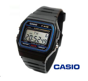 Alarma Correa Retro Detalles Reloj Cronógrafo 91 Casio De Digital Classic F odBEWQrCxe