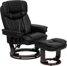 inspire q albury purple velvet lounging chair with ottoman living