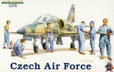 Eduard Czech Air Force Modern Personnel Mechaniker Figuren Pilot 1:72 NEU kit