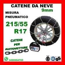 KN265 OMOLOGATE A ROMBO 12mm Misura SUV 275//45r20 CATENE DA NEVE 4x4