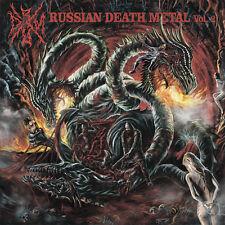 VA - Russian Death Metal vol. 2 ABORTED FETUS KRAWORATH PUTRIFICATION GMORK