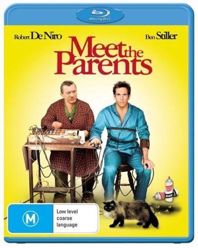 1 of 1 - Meet The Parents (Blu-ray, 2011) Ben Stiller, Robert DeNiro Comedy