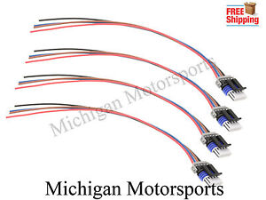 gm ignition coil connector wiring harness pigtail ls2 ls7 lq4 5 3 image is loading gm ignition coil connector wiring harness pigtail ls2