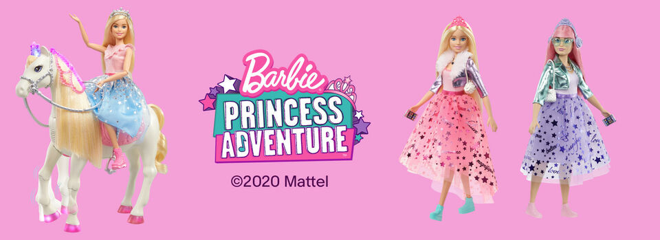 Shop now - Barbie is here with up to 15% off