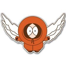 """South Park Kenny McCormick wings Vinyl Car Sticker Decal 3"""""""