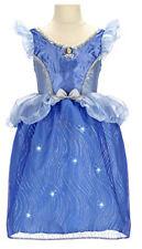 DISNEY Princess Cinderella Feature Magic Light Up Dress (4-6x)