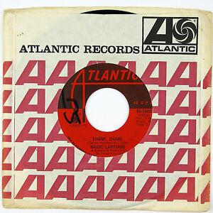 MAGIC-LANTERNS-Shame-Shame-Baby-I-Gotta-Go-Now-7IN-1968-NORTHERN-VG