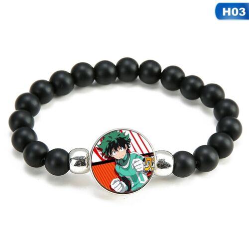 Anime My Hero Academia Bracelet Chain Wristband Wrist Strap Fashion Jewelry