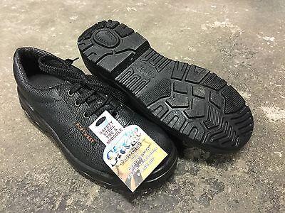 Steelite Protector Shoe Black Größe 46 Sicherheitsschuh