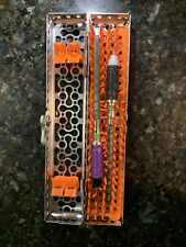 Hu Friedy Ultrasonic Cavitron Inserts Cassette Included