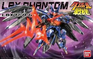 Bandai-1-1-Little-Battlers-WARS-Wars-LBX-047-phantom-F-S-w-Tracking-Japan-New