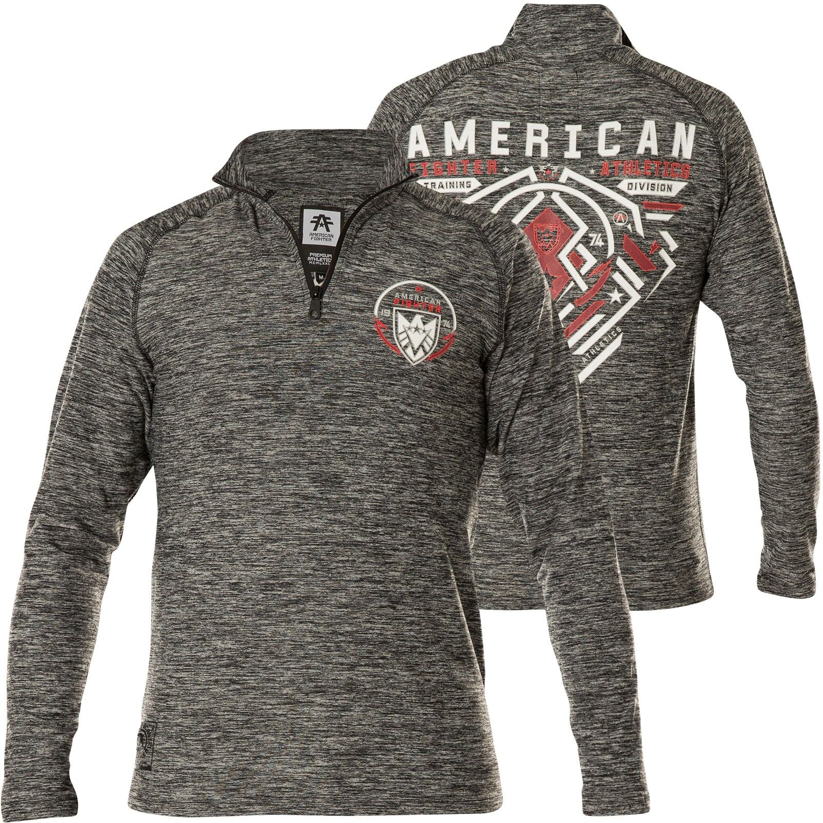 American Fighter by Affliction Thermal Brimley Grey
