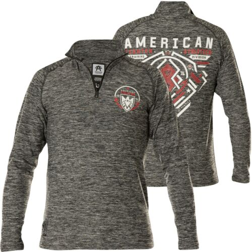 Grey Brimley American By Affliction Thermal Fighter 6w6vqOX