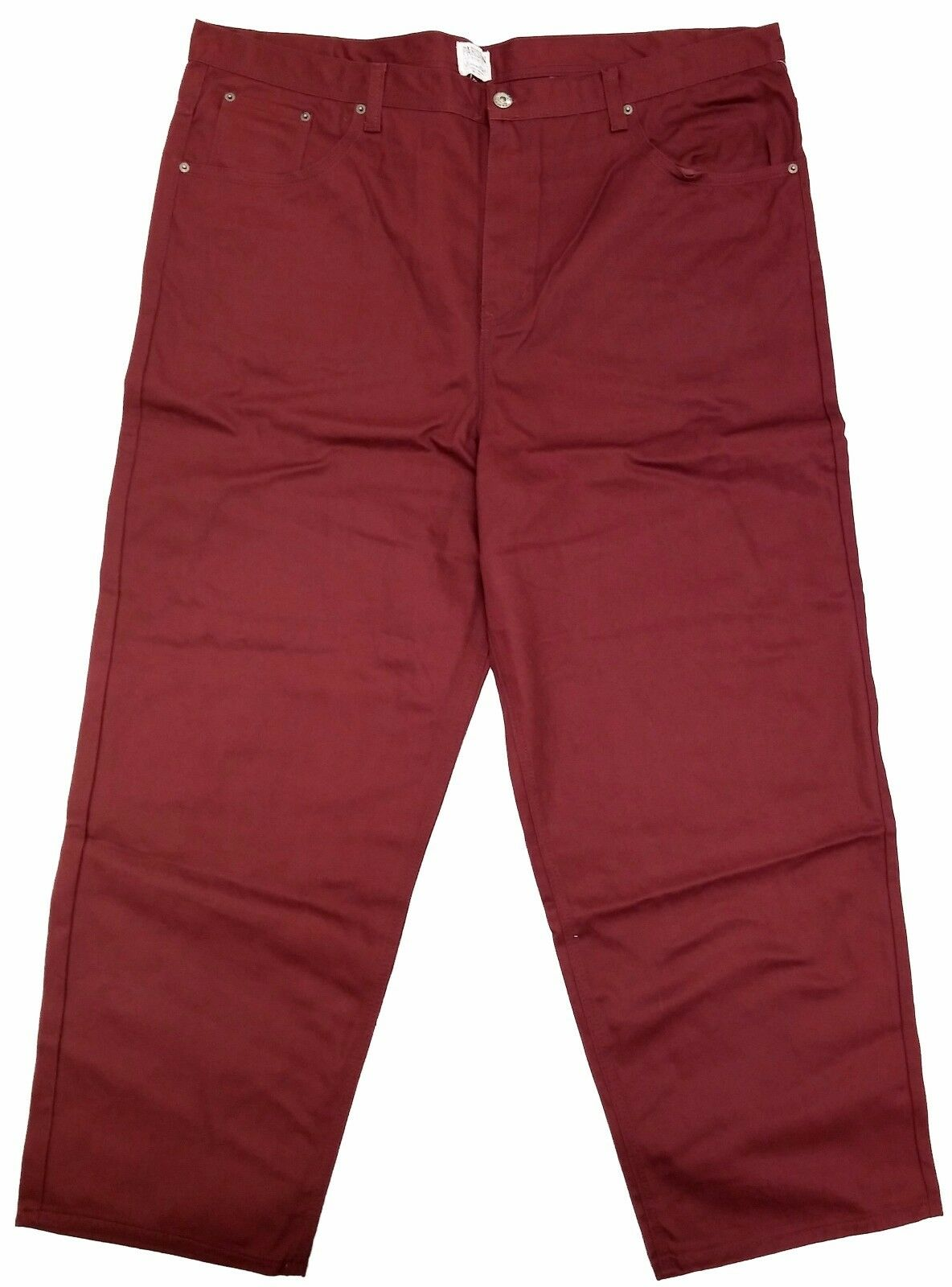 Parish Nation Burgundy Casual Pants