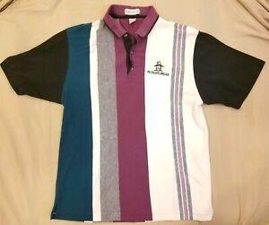 Munsingwear-Penguin-Men-039-s-Polo-Shirt-Size-Large-Rare-Multiple-colors