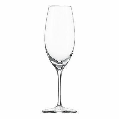 Schott Zwiesel Tritan Crystal Glass Cru Classic Collection Champagne Flutes 6 Ebay