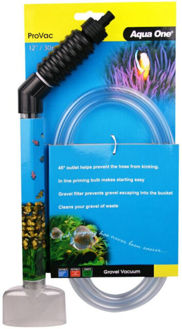 "Aqua One 12"" Gravel Vac Pro Gravel Cleaner"