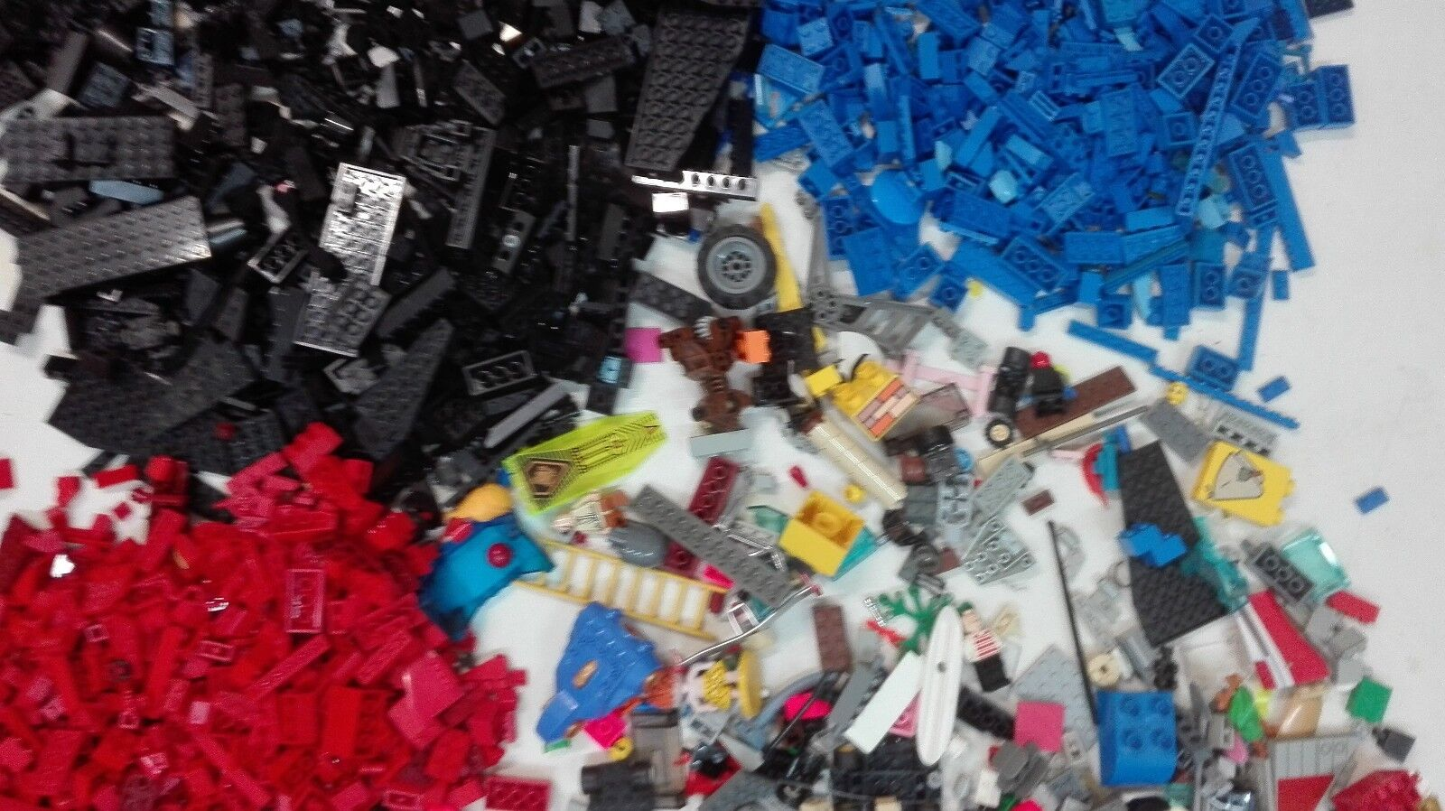 LEGO - Big Selection Of Assorted Pieces - Good Quality - 100s Of Items