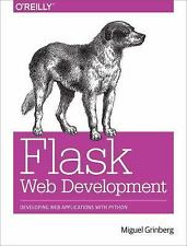 Flask Web Development : Developing Advanced Web Applications with Python by...