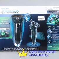 Genuine Philips Norelco Sensotouch 3d Rq1250x Waterproof Body Shave Thoroughly