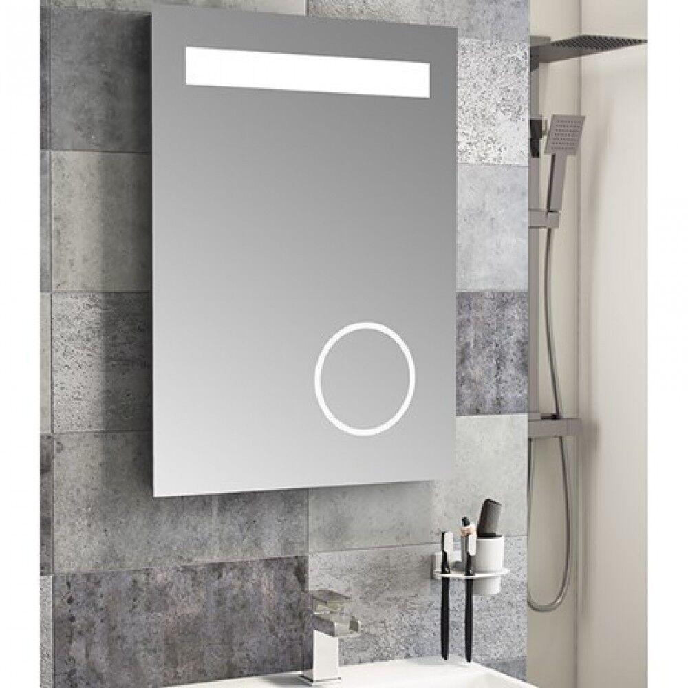 Cassellie Led Bathroom Mirror 500mm Wide X 700 High