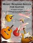 Music Reading Skills for Guitar Level 3 by Dr Robert Anthony (Paperback / softback, 2015)