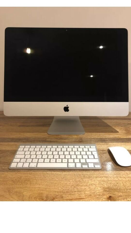 iMac, 2,7 GHz, 8 GB ram