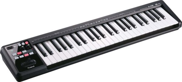 Midi Controller Ebay Kleinanzeigen : roland a49bk 49 key midi keyboard controller in black for sale online ebay ~ Vivirlamusica.com Haus und Dekorationen