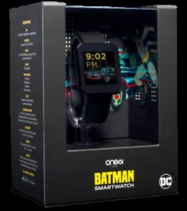 Batman Smartwatch Wrist Watch Digital Screen Unisex Fitness - DC Comics Marvel