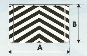 COPPIA-PARASPRUZZI-IN-GOMMA-ZEBRATI-35x30-cm-PER-CAMION-E-FURGONI-ART-897