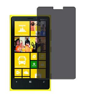 Blickschutzfolie-Nokia-Lumia-920-Privacy-Displayschutz-Folie-Antispy-schwarz