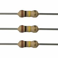 68K Ohm 1//4W Carbon Film Resistor 5/%  X100