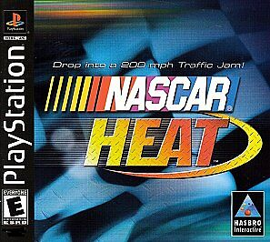 NASCAR Heat NEW factory sealed  for the Sony Playstation system