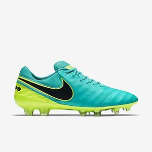 save off 72b28 e1b28 Image is loading Nike-Tiempo-Legend-VI-Firm-Ground-Cleats-819177-