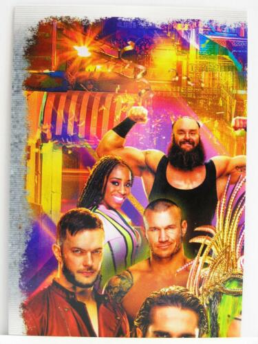 Live 2018 Slam Attax #380 WrestleMania Group Picture