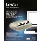 Lexar Lrw025urbas Multi Card 25 in 1 USB 3.0 Reader