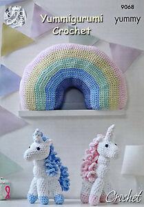Baby unicorn amigurumi pattern - Amigurumi Today   300x209