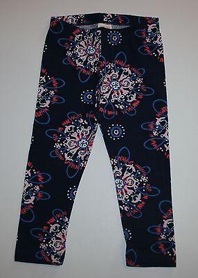 New Gymboree Girls Light Blue Butterfly Garden Line Leggings Pants 2T 3T 4T  NWT