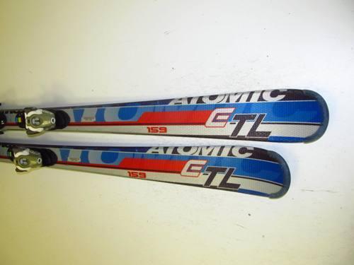 Aktionspreis  Ski Carvingski Atomic ETL mit Atomic Bindung, Bindung, Bindung, 159cm (AA092) ded0ec