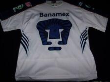 Club Universidad Nacio Soccer Jersey FC Football Club Banamex Mexico shirt M