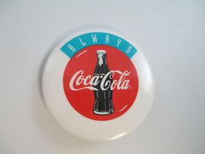 Coca-Cola-Vintage-Button-Pin-Always-Coca-Cola-Logo