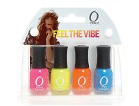 Orly Nail Polish Mini Feel The Vibe 4ct/pk