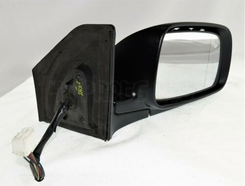 No Cover Toyota Avensis T25 Right Side Power Folding Door Mirror 03-06