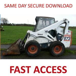 Bobcat-853-Loader-Service-Manual-FAST-ACCESS