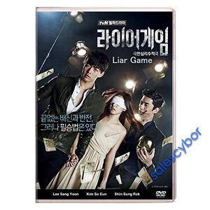 ... FREE-034-Liar-Game-Korean-Drama-3DVDs-Excellent-English-Subtitles