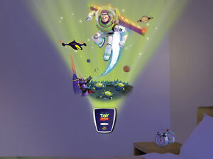 ... Wild Walls BUZZ LIGHTYEAR Toy Story Wall Stickers  Part 51
