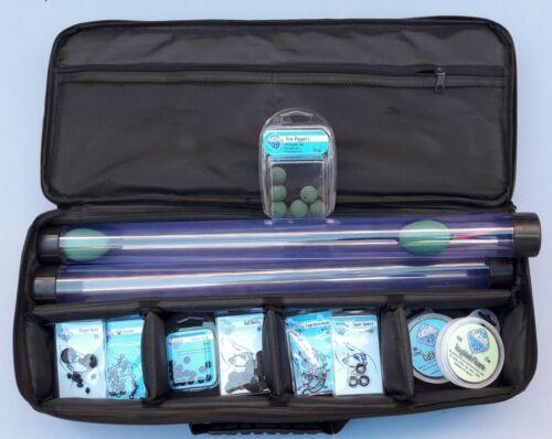 Catfish Pro Tackle Bag chargé Expert Kit Nouveau Catfish Fishing Tackle Bag