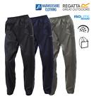 Regatta Breathable Wind Waterproof Over Trousers Pack Away Walking Lightweight