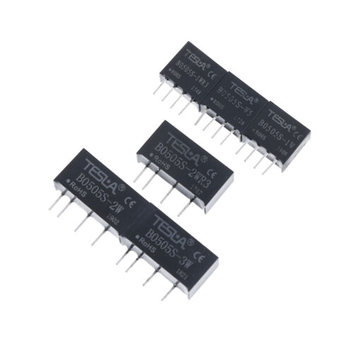 B0505S-1W DC-DC 5V power supply module 4pin isolated converter1WR3//2W//2WR3// TDO
