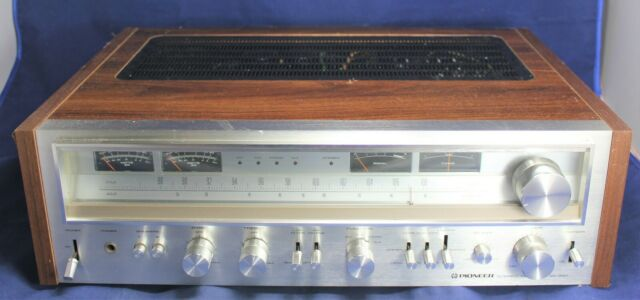 Pioneer Model sx-880 Stereo Receiver-Nizza-just serviced-Vintage